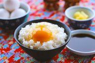 ご飯+卵+???=...